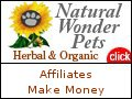 Affiliates - Earn Money With Natural Wonder Pets
